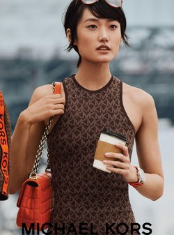 Luxury brands deals in the Michael Kors catalog ( 2 days ago)
