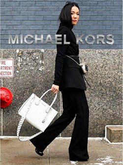 Luxury brands deals in the Michael Kors weekly ad in Houston TX