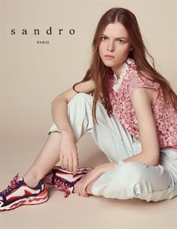 Sandro deals in the New York weekly ad