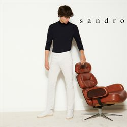 Sandro catalogue ( More than a month )