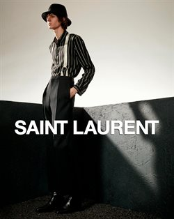 Saint Laurent catalogue ( 3 days ago )