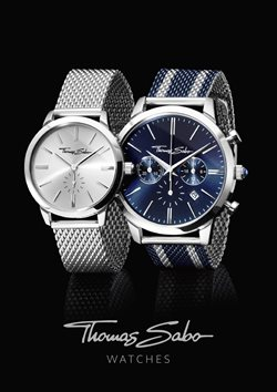 Luxury brands deals in the Thomas Sabo weekly ad in Union City NJ