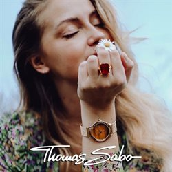 Luxury brands offers in the Thomas Sabo catalogue in Dearborn MI ( 2 days left )