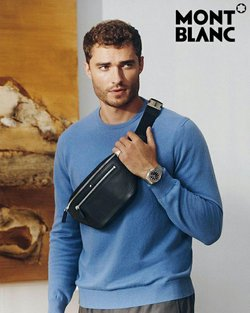Jewelry & Watches deals in the Montblanc catalog ( More than a month)