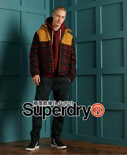 Superdry catalogue ( 26 days left )
