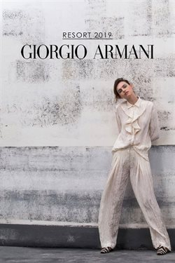 Armani Exchange deals in the New York weekly ad