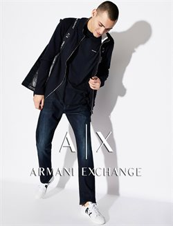 Armani Exchange catalogue in Los Angeles CA ( More than a month )