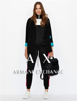 Armani Exchange catalogue ( More than a month )