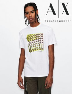 Luxury brands offers in the Armani Exchange catalogue in Sterling VA ( 7 days left )
