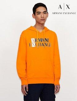 Luxury brands deals in the Armani Exchange catalog ( 2 days left)