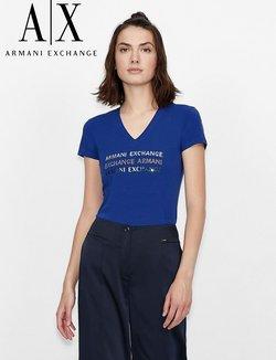 Luxury brands deals in the Armani Exchange catalog ( 30 days left)