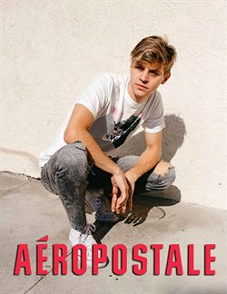Aeropostale deals in the New York weekly ad