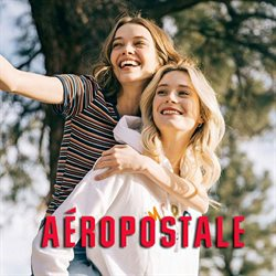 Aeropostale deals in the Minneapolis MN weekly ad