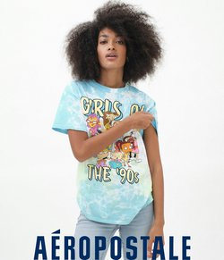 Clothing & Apparel deals in the Aeropostale catalog ( Expires today)