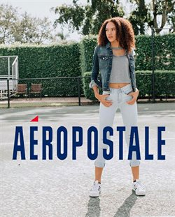 Aeropostale deals in the Johnstown PA weekly ad