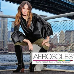Manhattan Mall deals in the Aerosoles weekly ad in New York