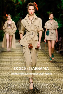 Dolce & Gabbana catalogue in Chicago IL ( More than a month )