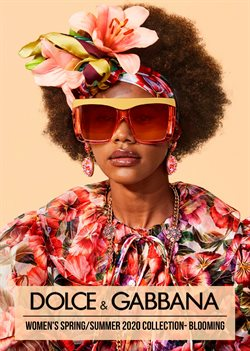 Dolce & Gabbana catalogue in Houston TX ( 21 days left )