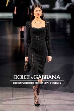 Dolce & Gabbana catalog ( 5 days left)
