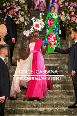 Dolce & Gabbana catalogue in San Francisco CA ( More than a month )