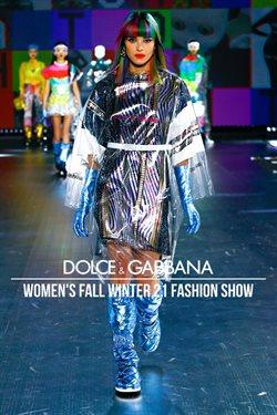 Dolce & Gabbana deals in the Dolce & Gabbana catalog ( 25 days left)