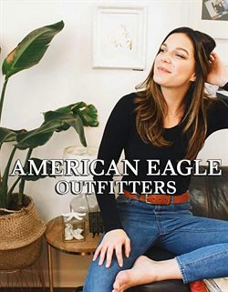 Francis Scott Key Mall deals in the American Eagle Outfitters weekly ad in Frederick MD