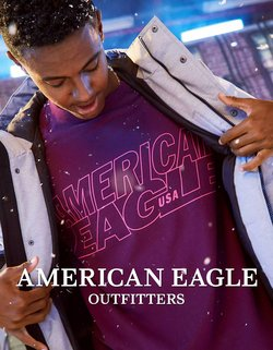 Carolina Mall deals in the American Eagle Outfitters weekly ad in Concord NC