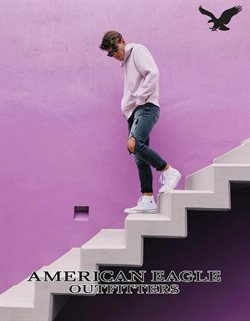American Eagle Outfitters catalogue in New York ( 1 day ago )
