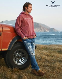 American Eagle Outfitters deals in the American Eagle Outfitters catalog ( 17 days left)