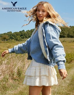 American Eagle Outfitters deals in the American Eagle Outfitters catalog ( More than a month)
