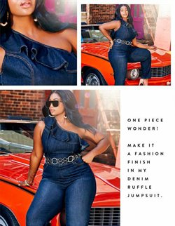 Slacks deals in the Ashley Stewart weekly ad in New York
