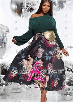 Ashley Stewart deals in the Flushing NY weekly ad