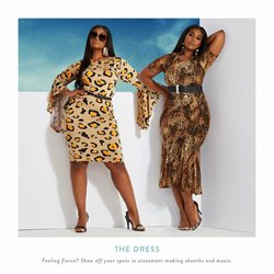 Dress deals in the Ashley Stewart weekly ad in Stone Mountain GA