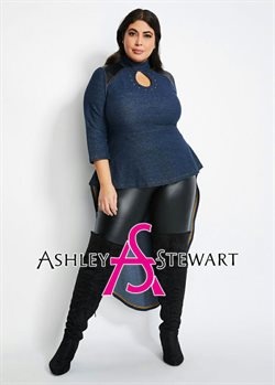 Ashley Stewart catalogue ( 13 days left )
