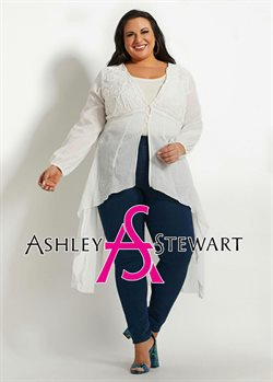 Ashley Stewart catalogue in Dallas TX ( More than a month )