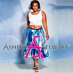 Ashley Stewart deals in the New York weekly ad