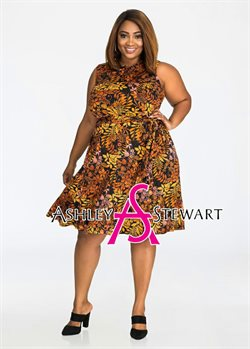 Sales deals in the Ashley Stewart weekly ad in Dallas TX