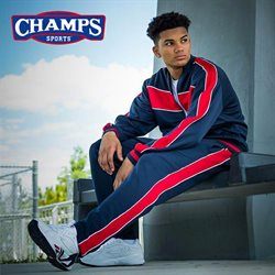 Sports deals in the Champs Sports weekly ad in Bessemer AL