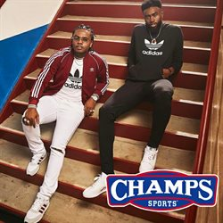 Sports deals in the Champs Sports weekly ad in Troy NY