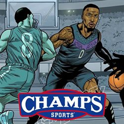 Champs Sports deals in the Northridge CA weekly ad