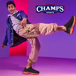 Sports offers in the Champs Sports catalogue in Stockton CA ( 19 days left )