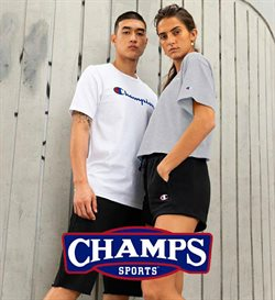 Sports offers in the Champs Sports catalogue in Midland TX ( More than a month )