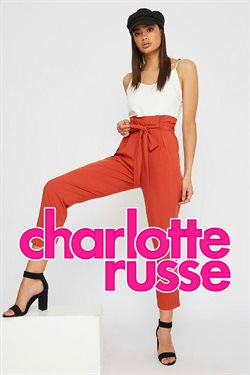 Charlotte Russe deals in the Flushing NY weekly ad