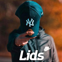 Lids deals in the New York weekly ad