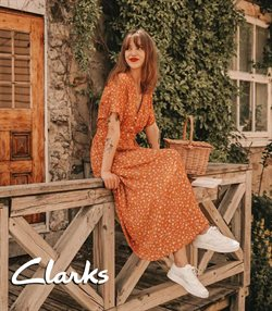 Clarks catalogue in New York ( More than a month )