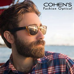 Cohen's Fashion Optical deals in the New York weekly ad
