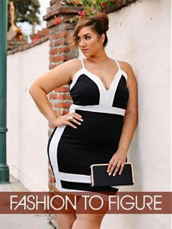 Fashion To Figure deals in the Elizabeth NJ weekly ad