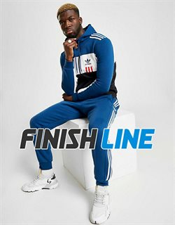 Finish Line catalogue ( More than a month )