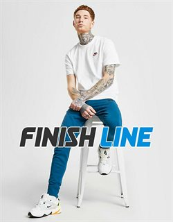 Finish Line catalogue in Yakima WA ( More than a month )