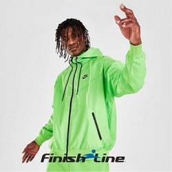 Sports deals in the Finish Line catalog ( More than a month)